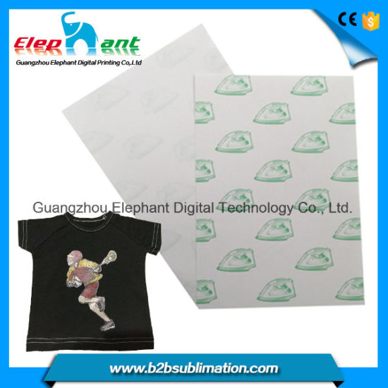 Hot Sale High Quality Self Weeding Heat Transfer Paper pictures & photos