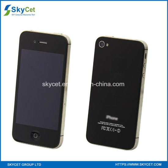 Wholesale Unlocked New Mobile Phone 4s 4 for Cellphone Smartphone pictures & photos