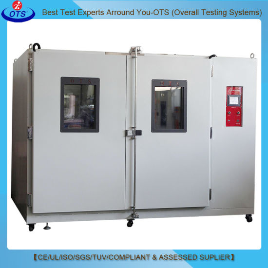 Welding Walk-in Chamber Environment Temperature Humidity Test Chamber