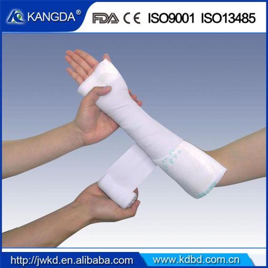 Medical Orthopedic Fiberglass Splint