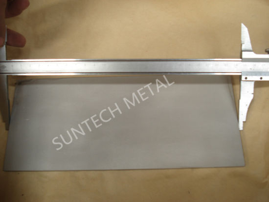 High Quality Pure Titanium Plate pictures & photos