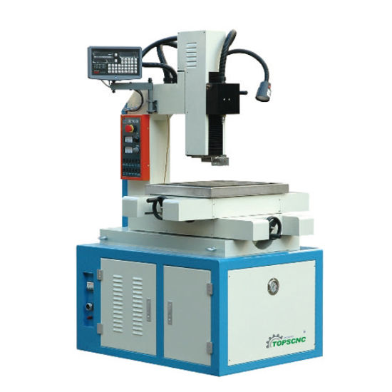 New Type Deep Hole Best Qality Dd703 EDM Drilling Machine