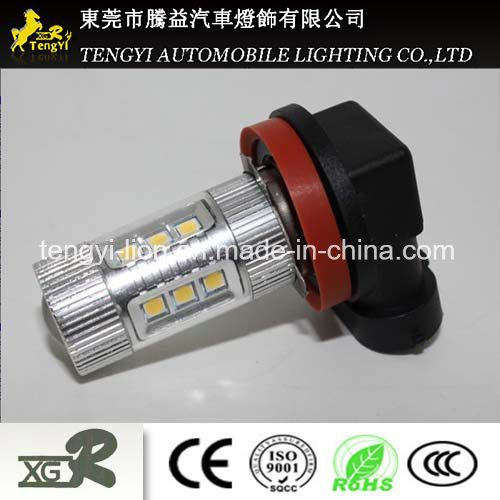 12V 80W LED Car Light High Power LED Auto Fog Lamp Headlight Witht20t15t10 H1h3 Light Socket CREE Xbd Core pictures & photos