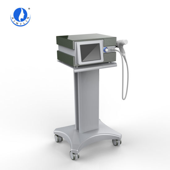Physiotherapy Pain Removal Shockwave Machine