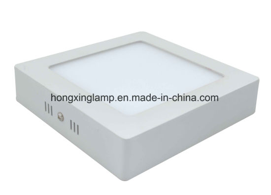 LED Square Panel Light Surface Mounted Lamp 3W 6W 12W 18W 24W