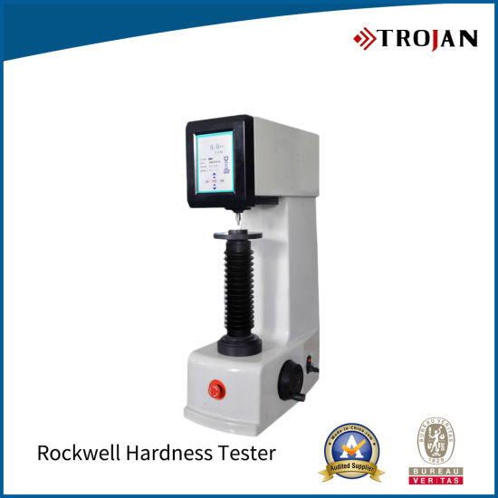 560rssz Automatic Double Rockwell Hardness Tester