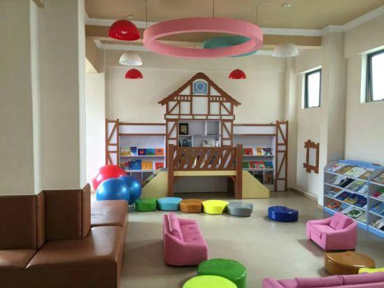China Children Playground Furniture Kids Furniture Preschool And