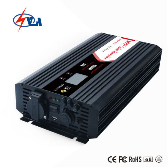 1000W DC AC Car Solar Power Inverter with 20A MPPT Controller pictures & photos