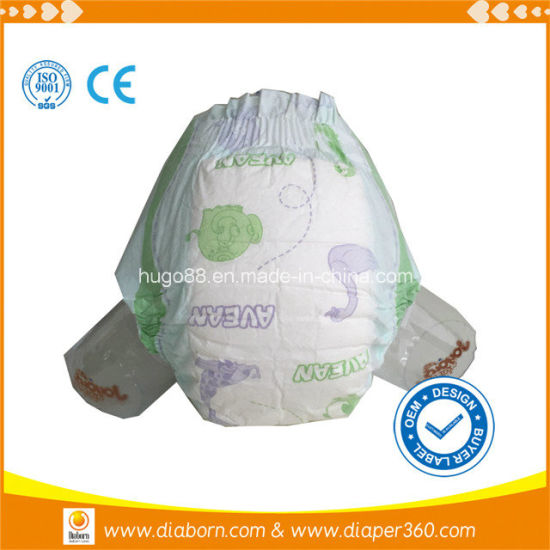 Ultra Soft Dry Baby Diapers with Blue Adl Core (dB. BD501) pictures & photos