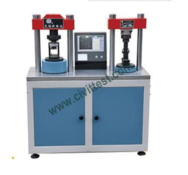 Computer Controlled Hydraulic Servo Cement Compression and Flexural Testing Machine pictures & photos