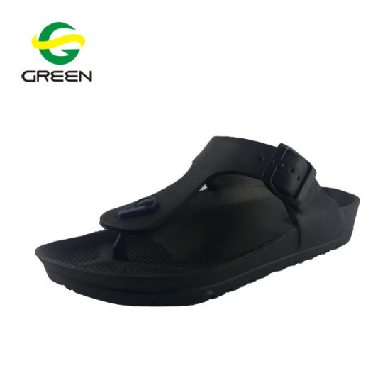 5338c6547 China Greenshoe Summer EVA Slipper Man Flip Flops Slipper Indoor and ...