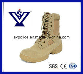 Novel Design Desert Army Combat Boots (SYSG-014) pictures & photos