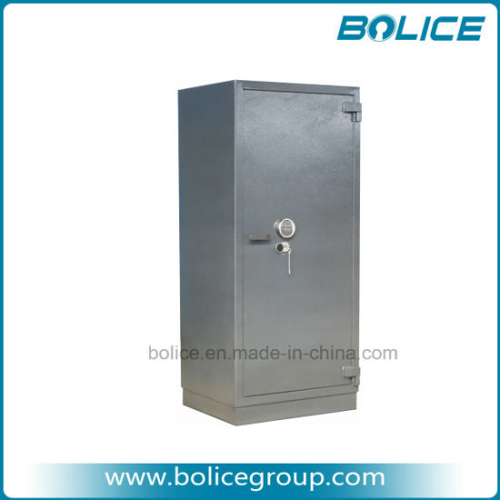 Big Size Heavy Duty Fire-Burglary Proof Safe Cabinet