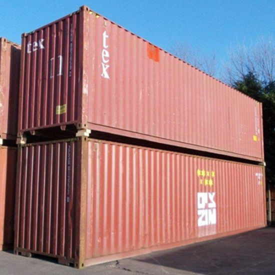 China New Zealand Australia Intermodal Container Truck