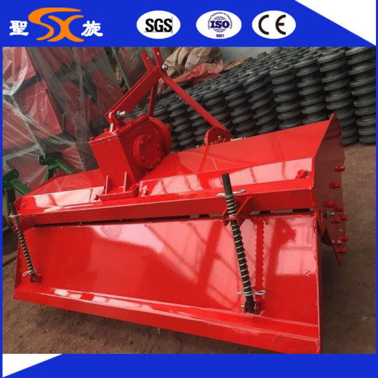 Middle Gear Transmission Agricultural Equipment Rotary Tiller pictures & photos