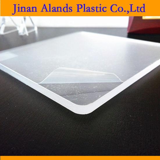 China Clear Cast Acrylic Plexiglass Sheet 2.5mm 4.5mm - China 10mm ...
