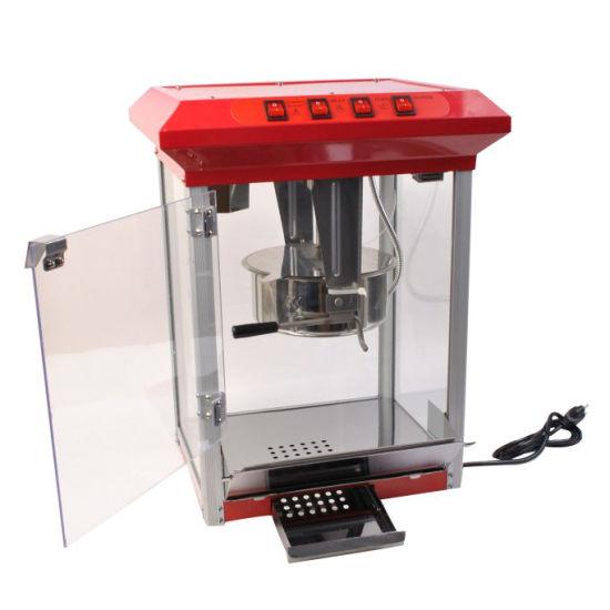 Mini Popcorn Maker and Showcase