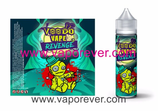 Liquidos Con Sabor Tabaco E Juice with Gift Outer Display Box Superior E Liquid and OEM Service