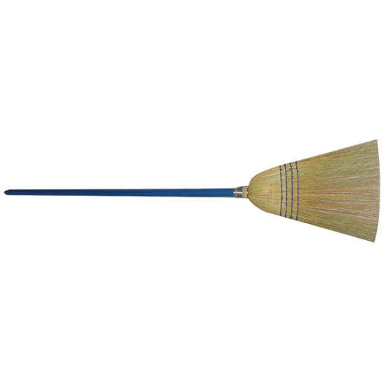 Household Corn Broom with Wood Handle Mth3104 pictures & photos