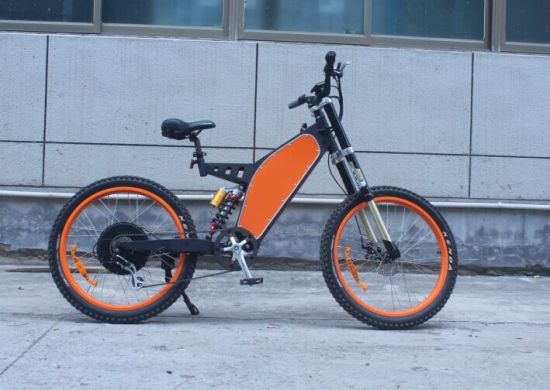 Lithium Battery 48V1500W Electric Bikes pictures & photos