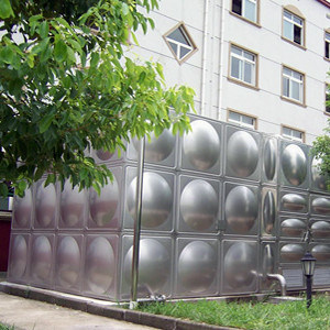 Large Stainless Steel Fire Water Tank Underground pictures & photos