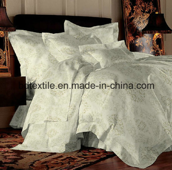100%Polyester Disperse Printed Microfiber for Bed Sheets pictures & photos