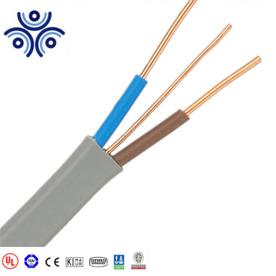 China Nm-B House Wiring Electrical Cable Twin and Earth Cable and ...
