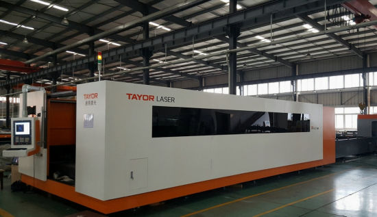 2000X6000mm Heavy Duty Transferable Fiber Laser Cutting Machine pictures & photos