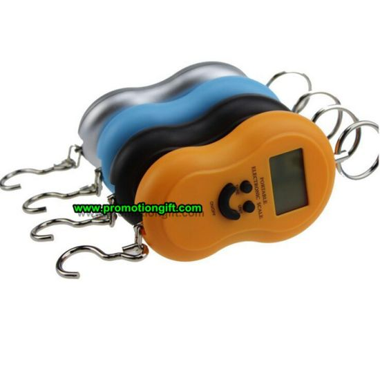 China Portable Electronic Digital Courier Hanging Scale - China