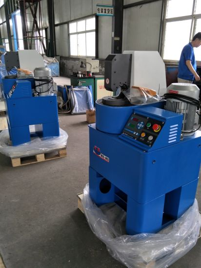 Ce Qualified Equal to Finn-Power Side Feed Hose Crimping Machine pictures & photos