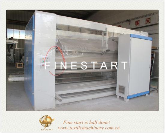 Vertical Type Soft Calender Machine for Cotton Fabrics
