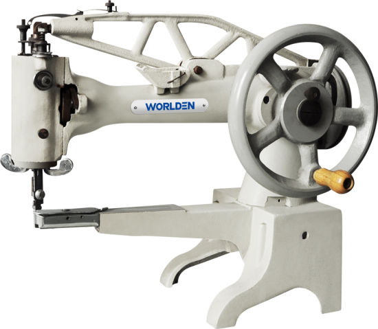 Wd-2972 (WORLDEN) Sewing Machine for Shoes Repairing