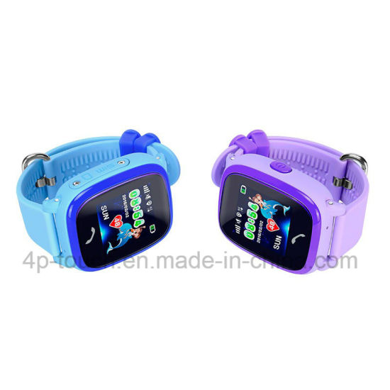 IP67 Waterproof Kids GPS Watch with Two-Way Communication (D25) pictures & photos