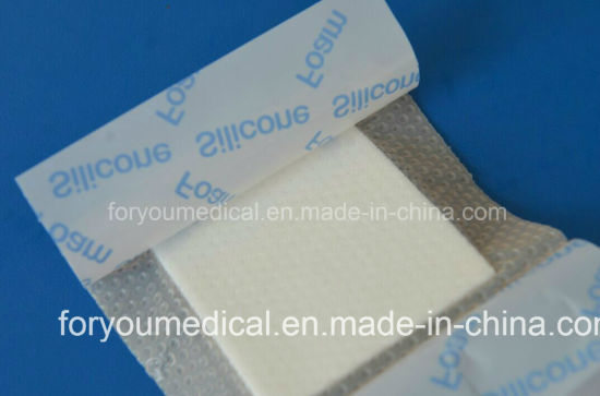 Advance Silicone Foam Dressing for Special Care pictures & photos