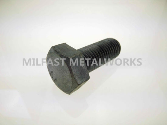 Heavy Hexagon Head Bolt DIN 931/933 pictures & photos
