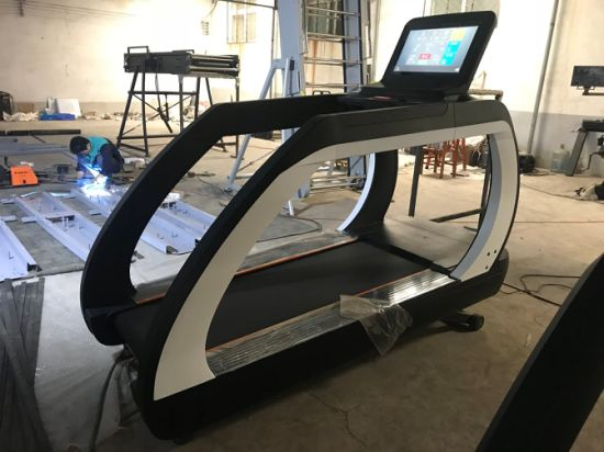 Lzx Fitness Factory New Design Commercial Treadmill Gym Equipment