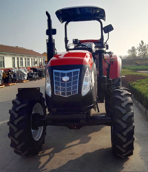 China 4wd 100hp Diesel Engine Farm Mini Tractor Price For Sale