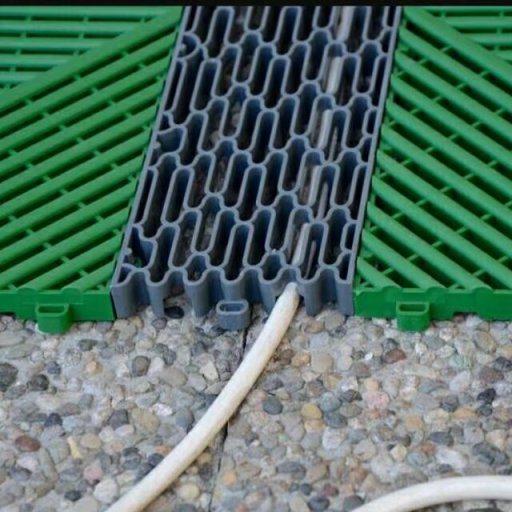 Garage Floor Tiles Drainage Anti Slide