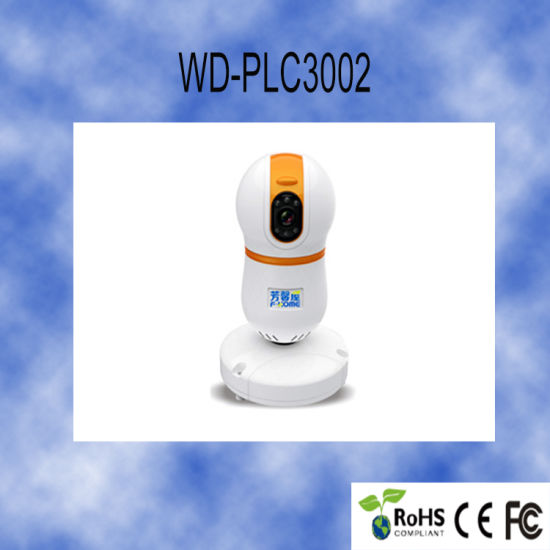 WD-PLC3002 Family Powerline IP Camera for HD Network Monitoring Solution pictures & photos