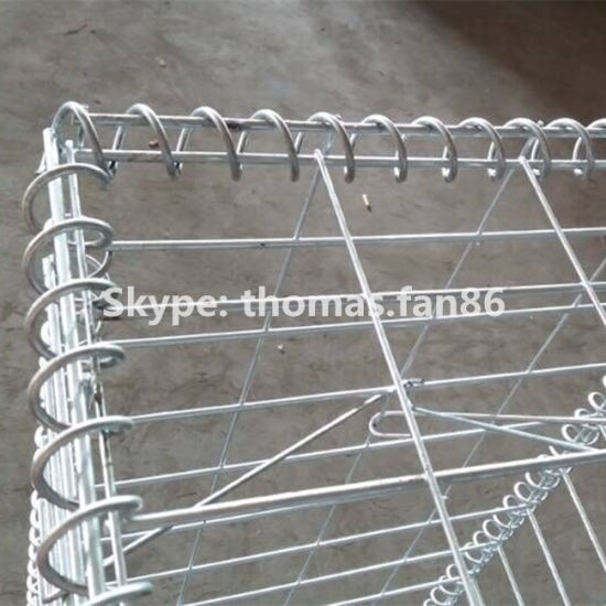 Hot Dipped Galvanized Welded Gabion Cage pictures & photos