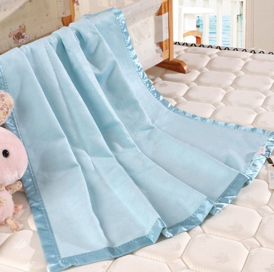 100% Bamboo Children Comfortable Warm Blanket pictures & photos