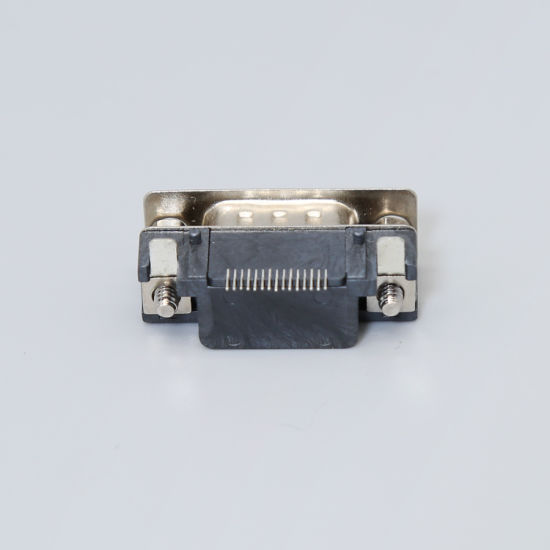 Customized Made SMT Type D-SUB Connector VGA for TV