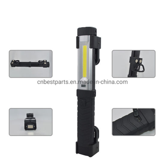 Outdoor Emergency Lighting Portable LED Work Light Rechargeable pictures & photos