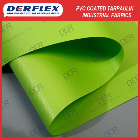 China Suppliers Waterproof PVC Coated Fabric for Tent pictures & photos