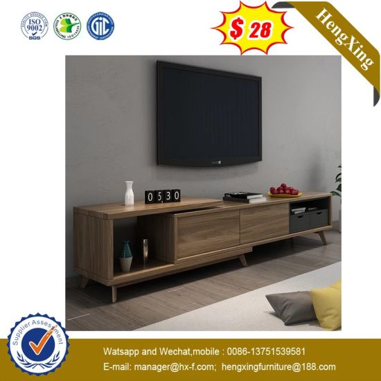 Coffee Table Melamine Wooden Tv Cabinet