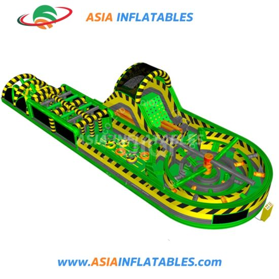New Design Inflatable Theme Park Giant Inflatable Indoor Park pictures & photos