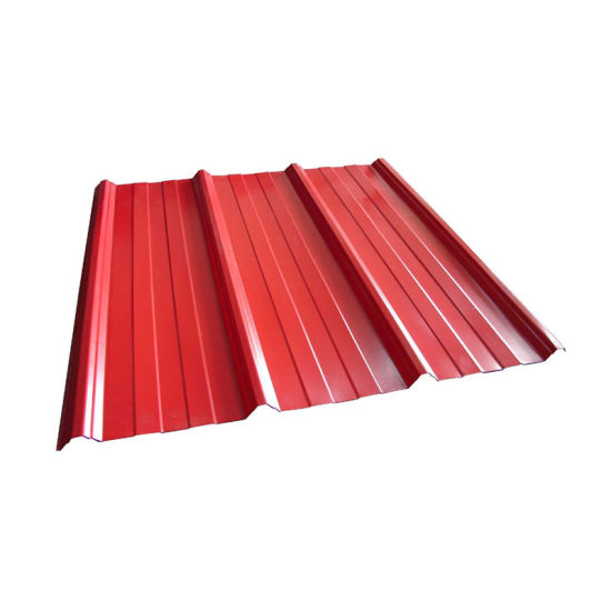 Good Sale Low Price PPGL Galvalume Corrugated Steel Roofing Sheet