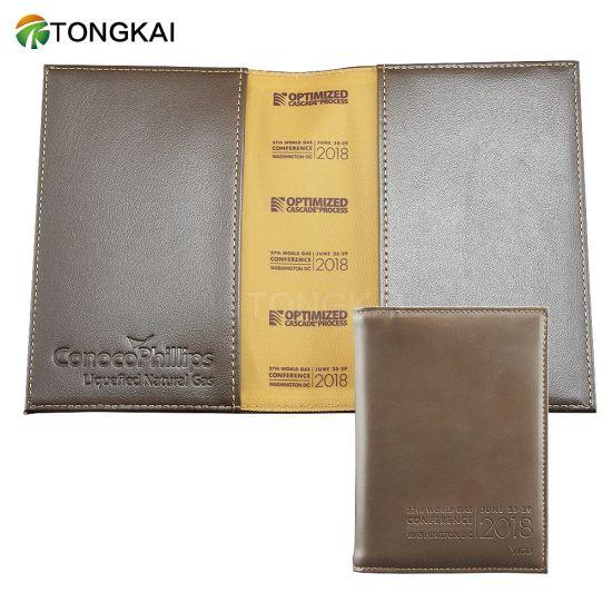 Tongkai Travel PU Leather Passport Holder