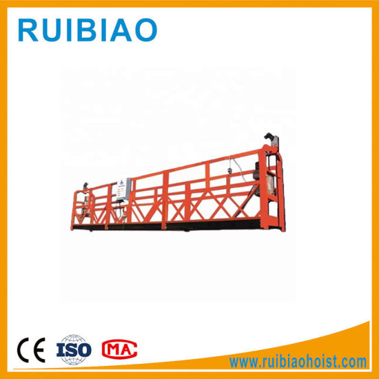 China Suppliers Aluminum Alloy Window Cleaning Suspended Platform
