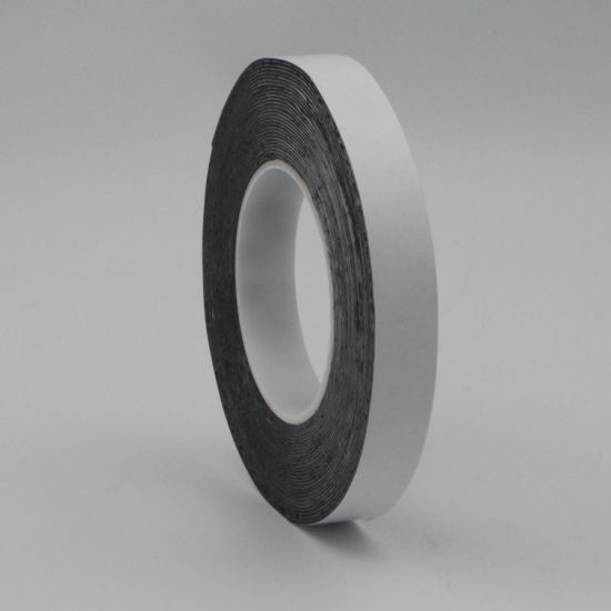 2 Rolls Transparent Double-Sided Window Insulating Tape